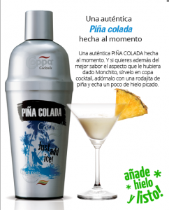 piña colada de dn drinks